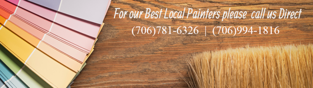 We Specialize in House Painting,log Home Staining, Inside and Out, Deck Staining and Complete Pressure Washing Services.  Call for Free estimate (706)781-6326
